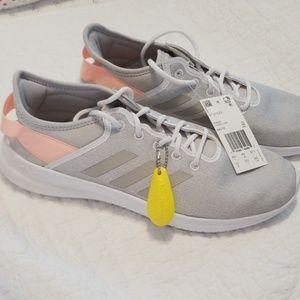 Adidas cloud foam athletic shoe